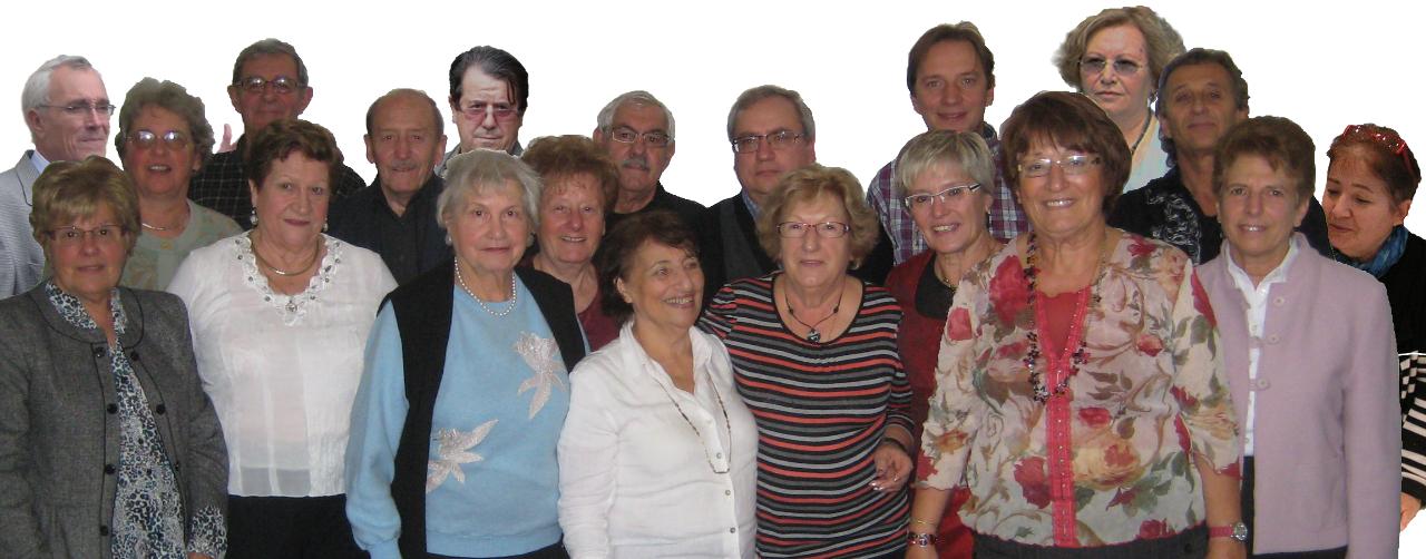 Le Conseil d'Administration de Viniciacum 2011