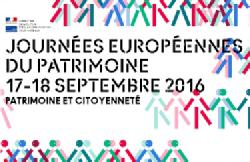 Jourénes Européennes du Patrimoine 2016