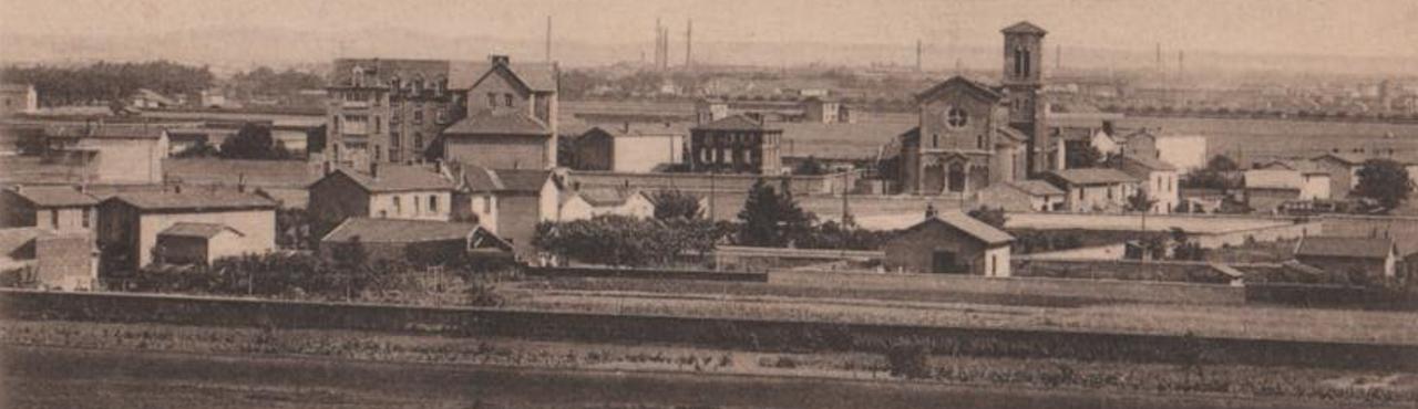Vue générale du Moulin-à-Vent
