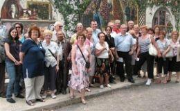 LA fresque des roses à Lyon 8eme