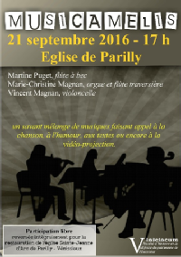 Concert de Musicamelis à Vénissieux